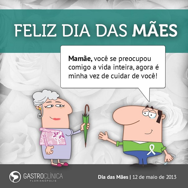 Dia das Mães na Gastro