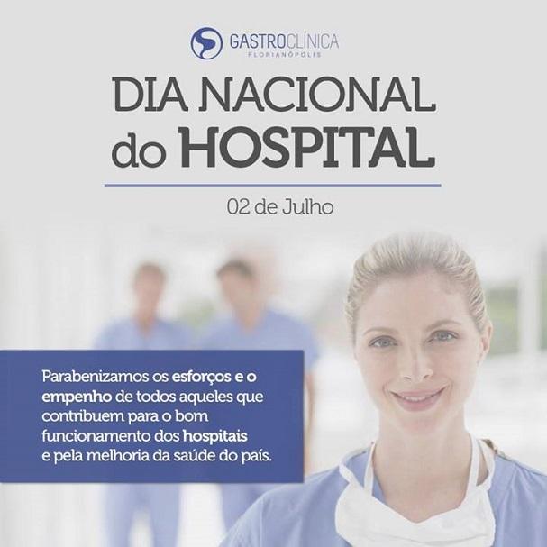 Dia Nacional do Hospital